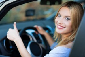 Driving test hypnosis